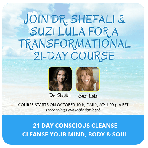 21 DAY CONSCIOUS CLEANSE