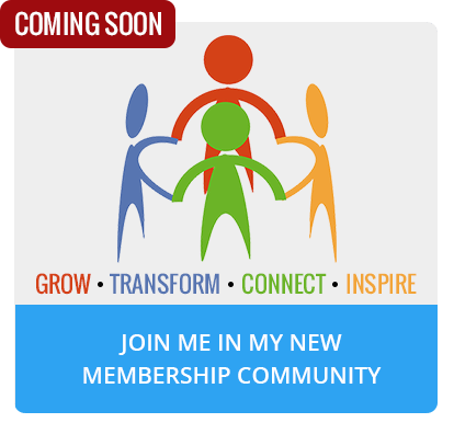Join Shefali in her new membership community