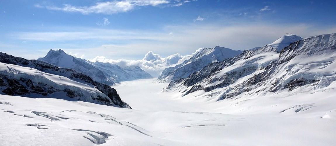 瑞士 少女峰