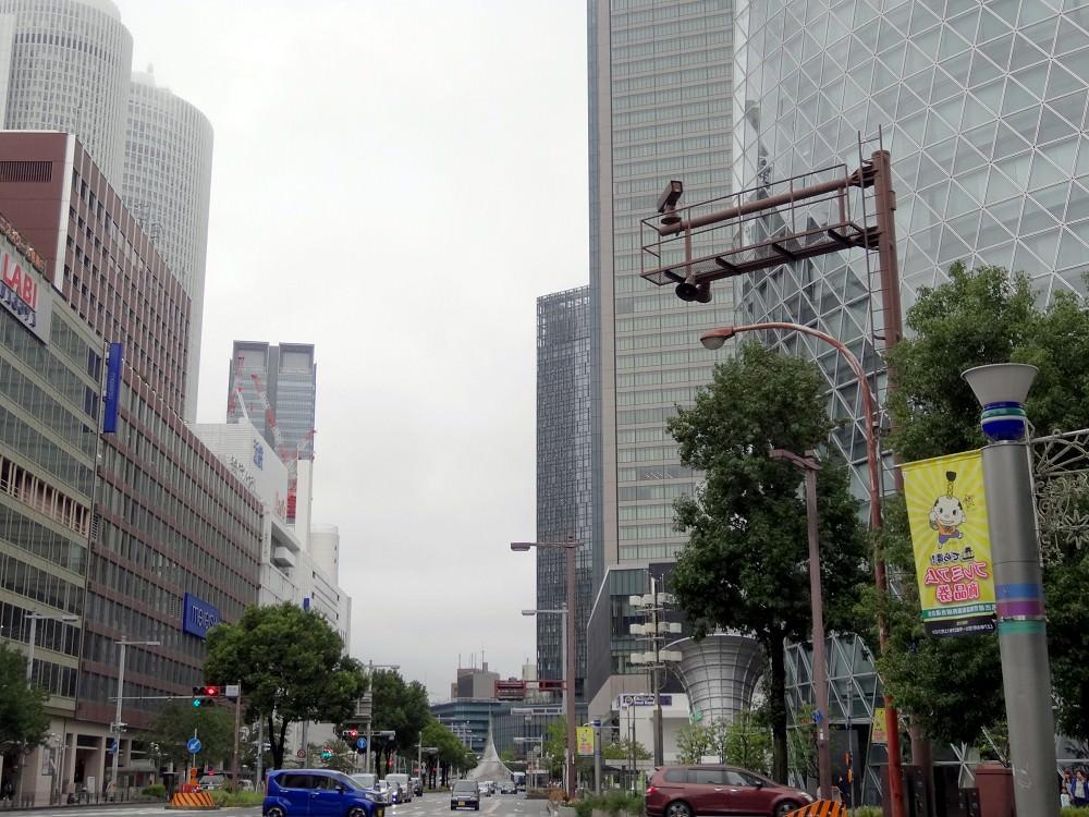 名古屋車站及周邊–逛街地圖完全攻略