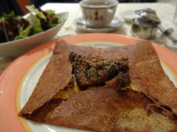 超好吃法式薄餅在難波–Creperie Alcyon午間套餐