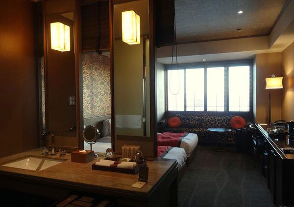 臥看神戶港–超質感高檔精品飯店 神戶Oriental Hotel