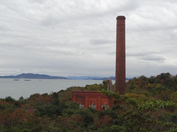 非藝術季遊瀨戶內海–犬島半日特攻