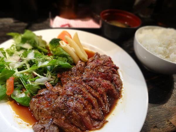 神戶 隱蔽的平價牛肉名店–Red Rock