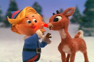 Rudolph, Rudolph the Red Nosed Reindeer, Christmas movie, family time