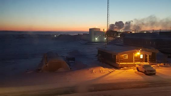 Congelación de Rankin Inlet