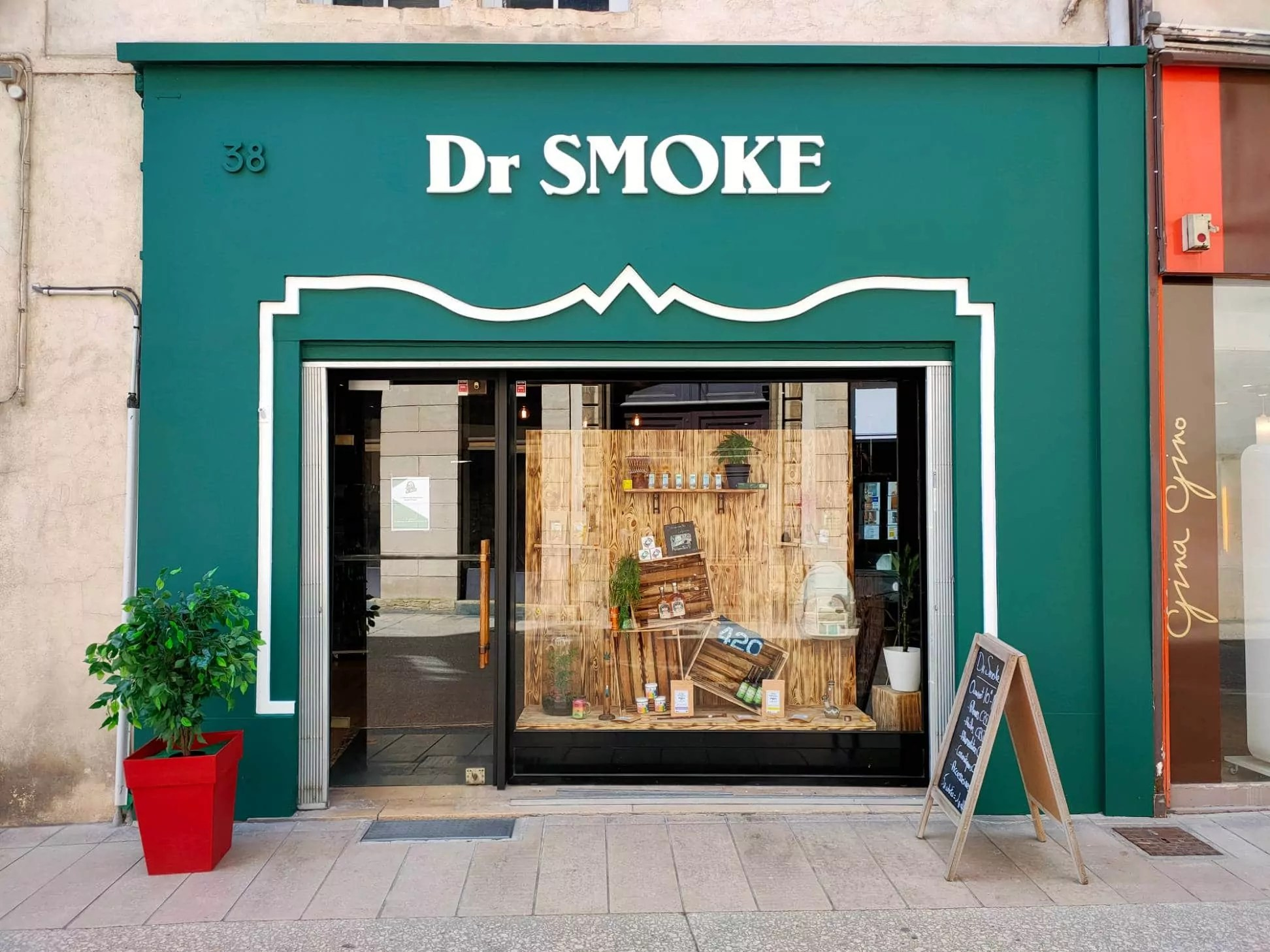 CDB Dijon - DR Smoke Dijon