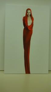 Cuadro expuesto en la Galería de Mario Sequeira