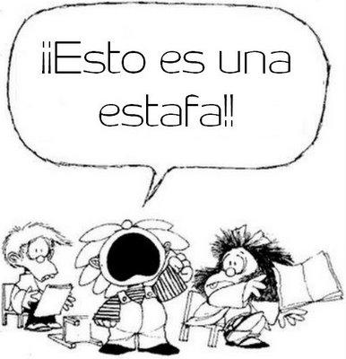 Mafalda advierte