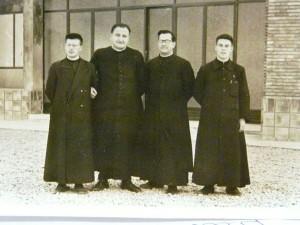 Los pioneros: los primeros Salesianos de Elche