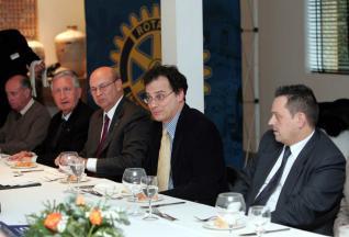 El Rotary Club de Elche siempre ha estado vinculado al CEU