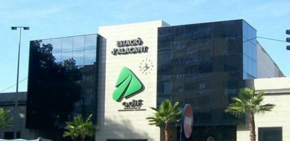 AVE Alicante-Madrid - Estación de Alicante