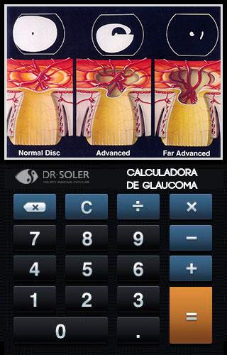 Calculadoras de Glaucoma