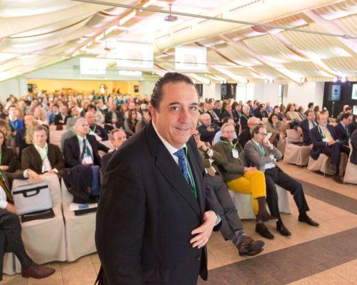 Fernando Soler y su experiencia de toda una vida organizando congresos y eventos médicos