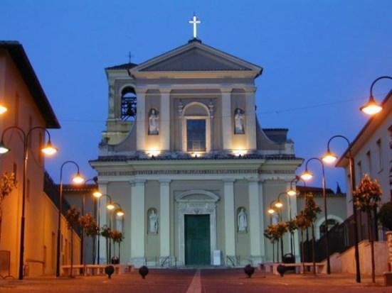 Basílica de San Valentín de Terni