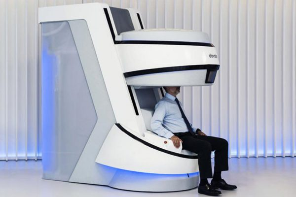 Un dispositivo futurista para diagnóstico remoto y preciso de problemas de visión a través de videojuegos interactivos en 3D real
