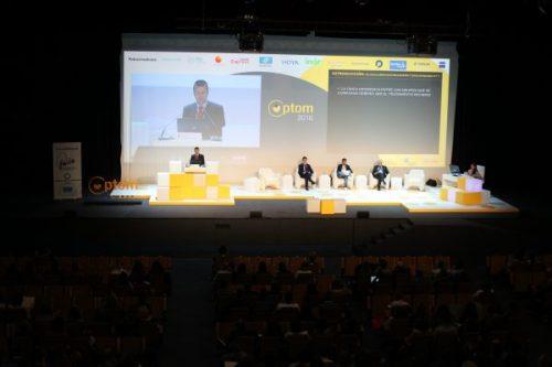 Sesiones plenarias en Optom 2016