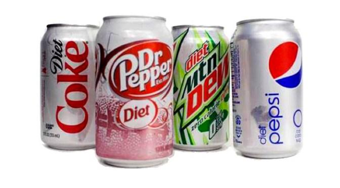 Bursting the Diet Soda Bubble