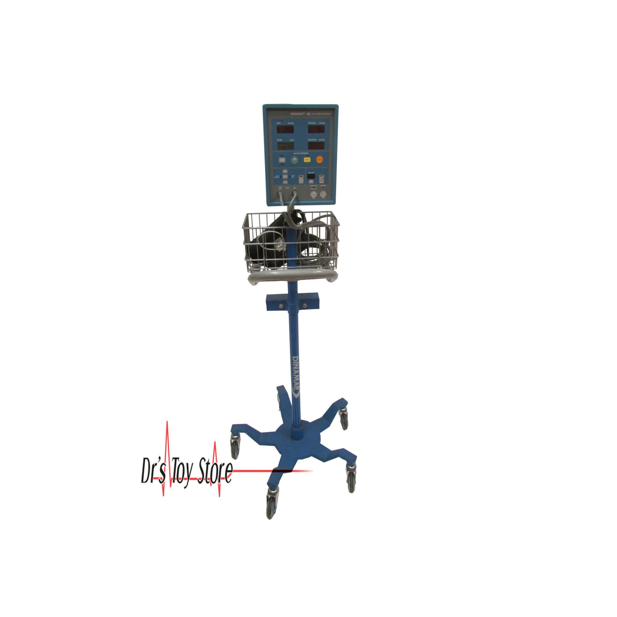 Critikon Dinamap Xl Nibp Blood Pressure Monitor New And Used Medical Equipment And Repairs