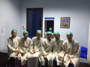 The Aravind-Pondicherry crew