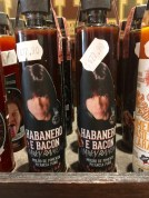 I didn't expect to find Marky Ramone hot sauce in Rio...