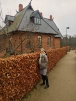 Anna and said house