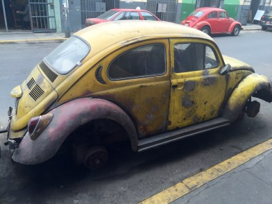 Sights like this almost bring a tear to my eye, I always wanted a beetle!