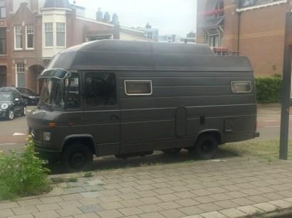 The Ninja Turtle van