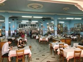 Inside La Pepica