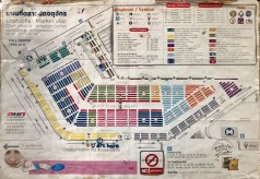 A map of Chatuchak Market