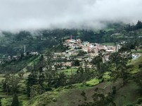 Alausi from a distance