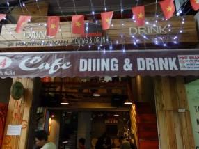 Diiing & Drinks