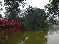 Hoàn Kiếm Lake is allegedly full of giant turtles