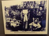 'Women insurgent troops who took part in [the] Ba Dinh uprising [were] arrested and kept by French colonists [*sp]'