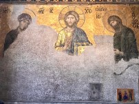 The Deësis mosaic (c. 1261)