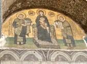 Southwestern entrance mosaic (c. 10th-11th century)