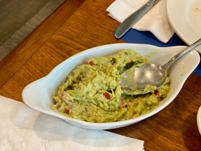 Maybe it's the quality of the avacados, but Mexican guacamole is so good