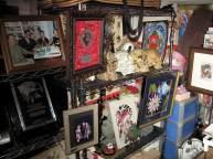 Even more skulls, again, most of them decorative