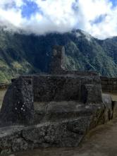 An ancient sundial