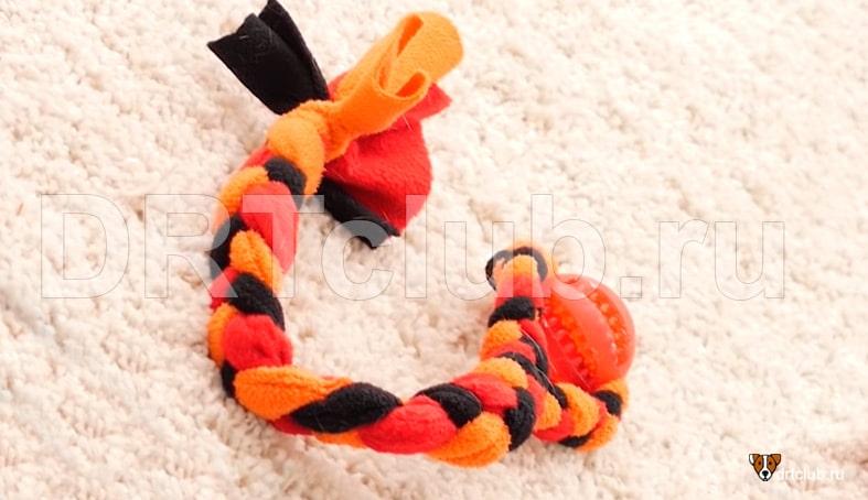 Korg rep med boll