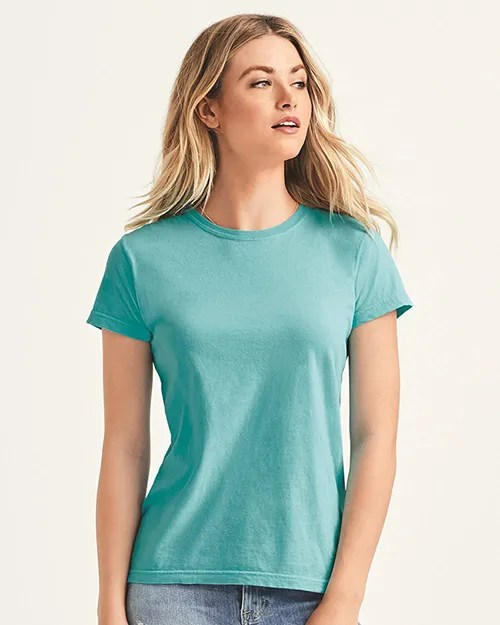 4200 Womens Garment Dye T