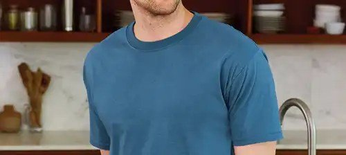 5180 Hanes Beefy-T Heavyweight Short Sleeve