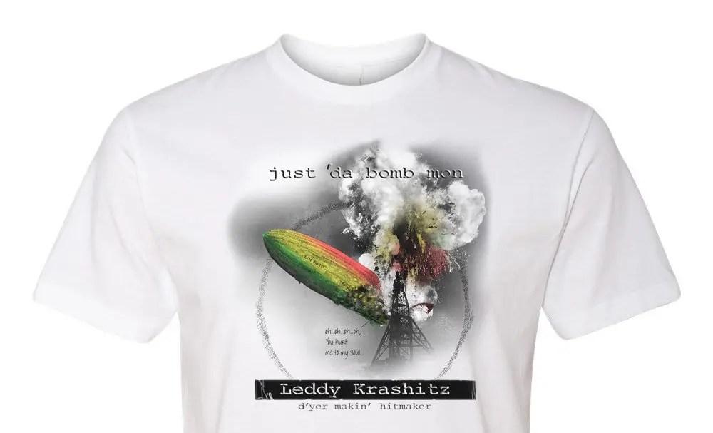 Led Zeppelin/Lenny Kravitz Parody
