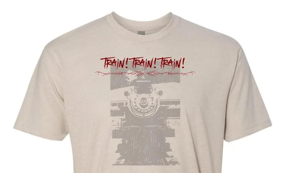 Train! Train! Train! Gym Design