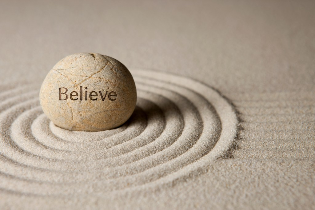 Believe... Achieve... Advance Confidently in the Direction of Your Dreams