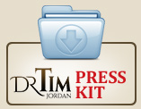 Dr Tim Jordan Press Kit