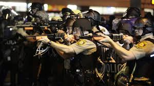 Past protests in Ferguson rated R