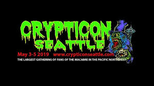 crypticon seattle 2019