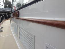 Grand Banks cabin trim After