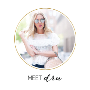 dru ammons - dallas fashion blogger